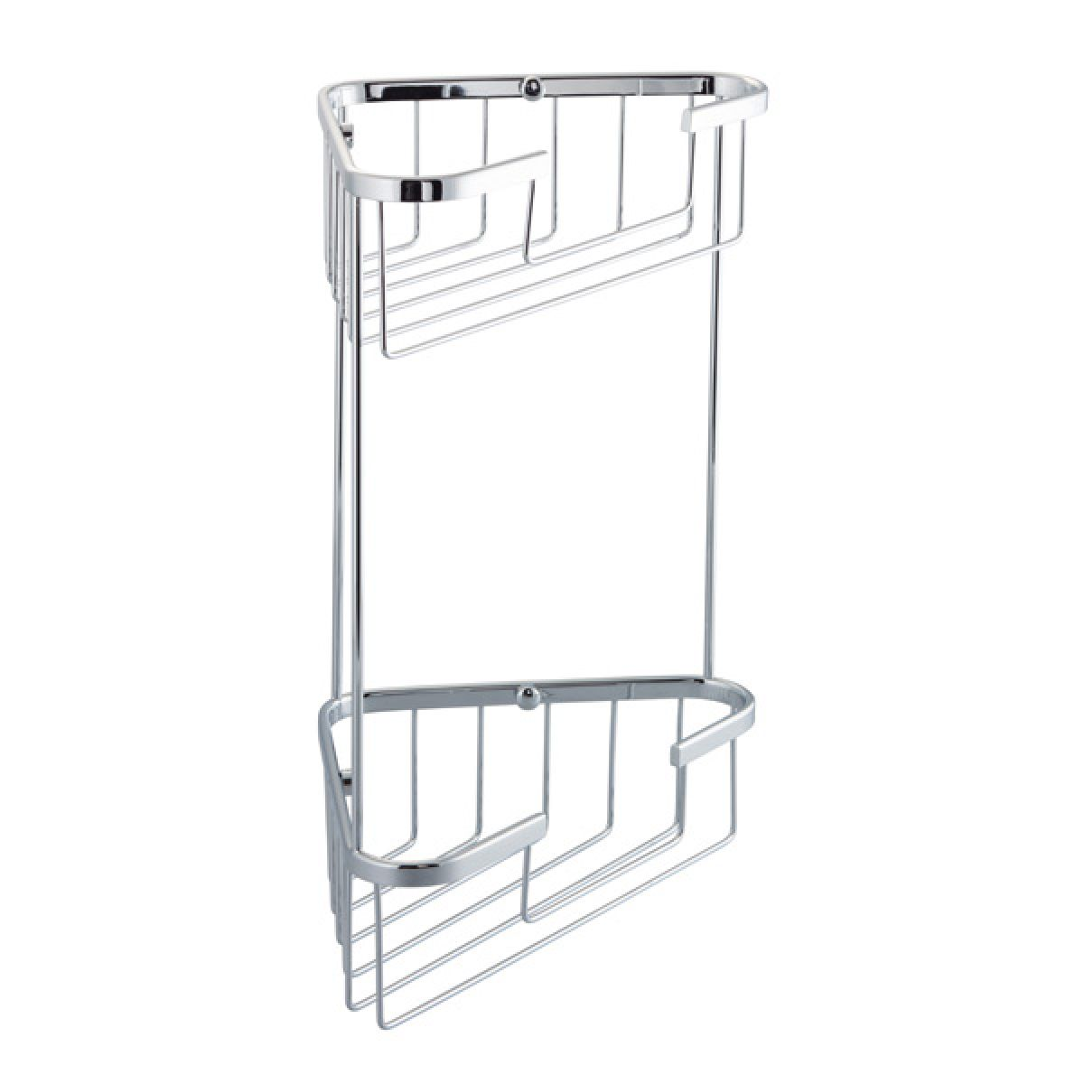 Cassellie Long Corner Double Wire Caddy