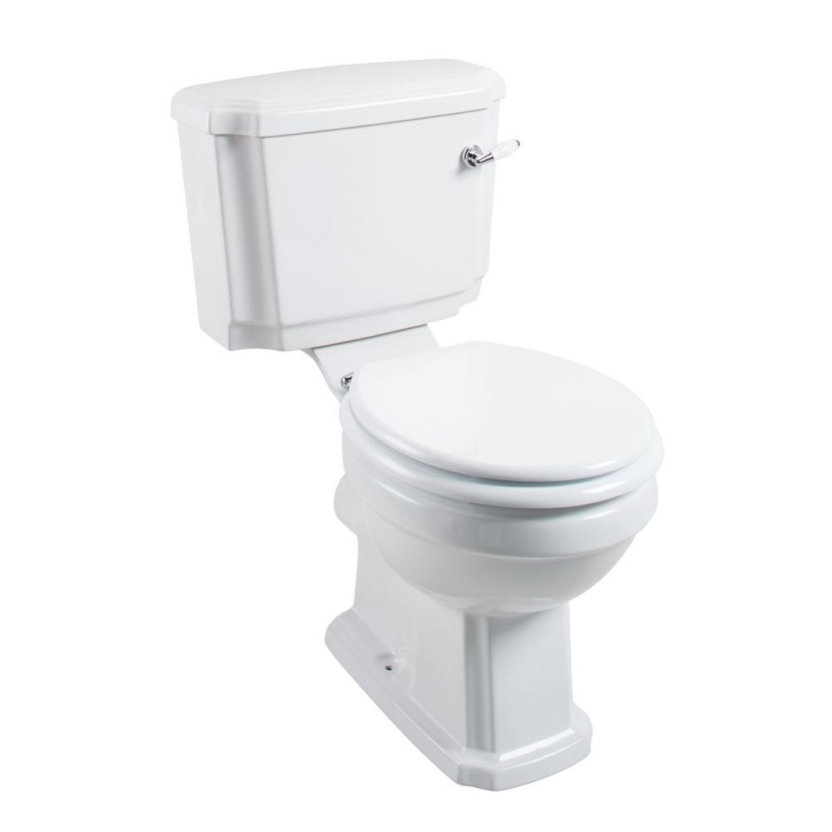 Cassellie Cromford Close Coupled Toilet