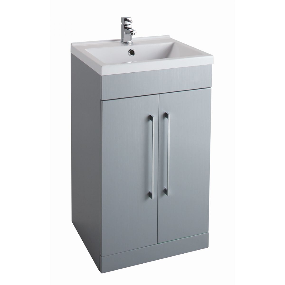 Cassellie Idon Grey Vanity Unit 500mm
