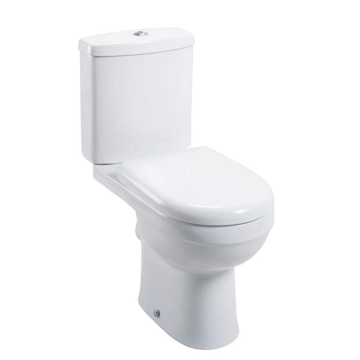 Cassellie Ivo Close Coupled Toilet