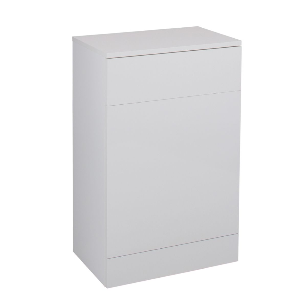Cassellie Kass Gloss White WC Unit 600mm