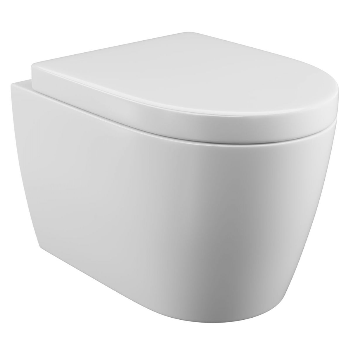 Cassellie Loxley Wall Hung Toilet