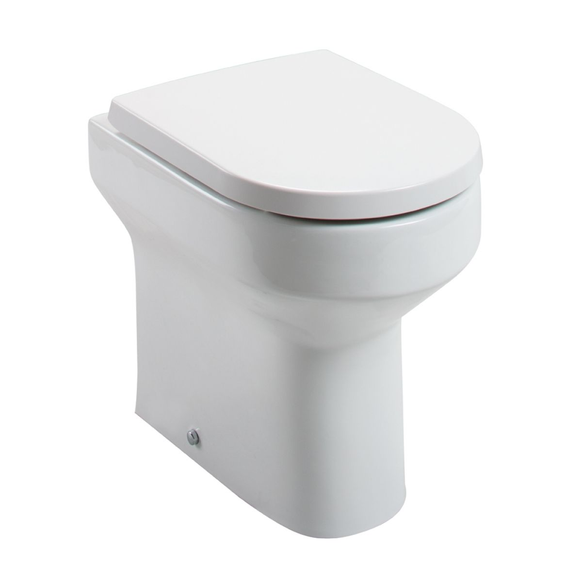 Cassellie Montego Comfort Height Back To Wall Toilet