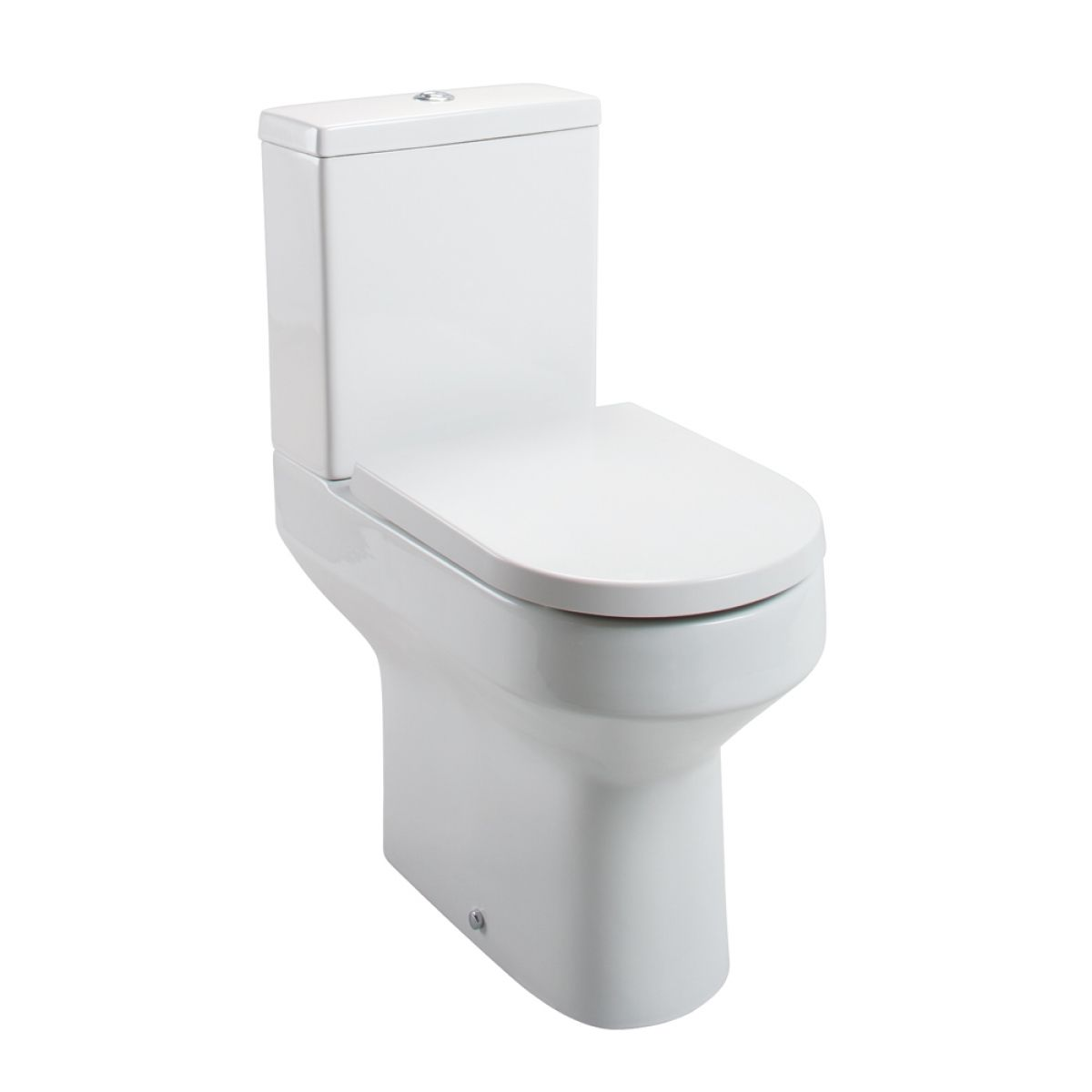 Cassellie Montego Comfort Height Close Coupled Toilet
