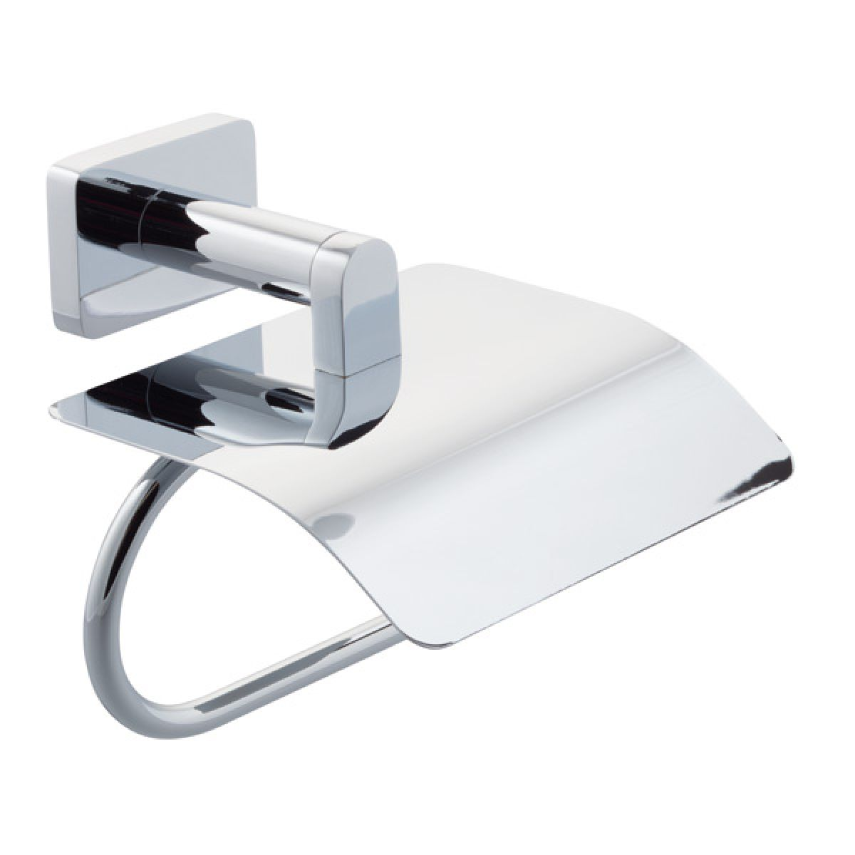 Cassellie Poppy Toilet Roll Holder with Cover
