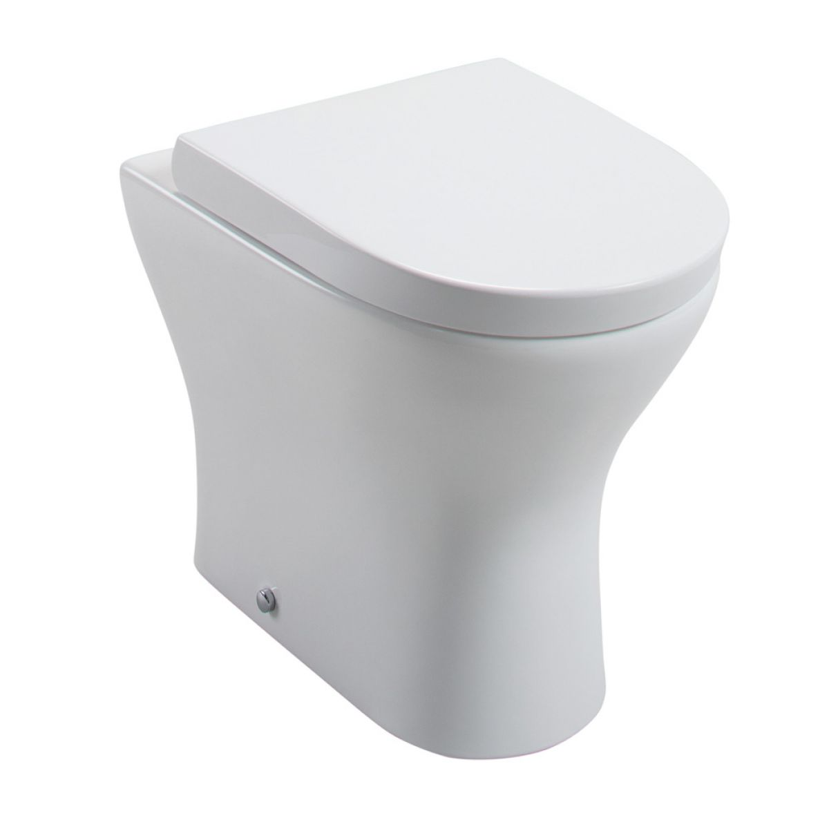 Cassellie Spek Back to Wall Toilet Wrapover Seat