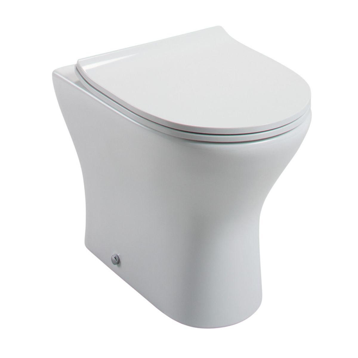 Cassellie Spek Back to Wall Toilet Slimline Seat