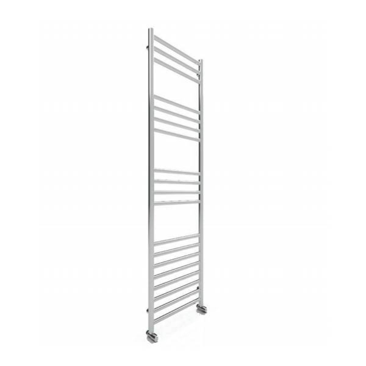 Cassellie Stainless Steel Straight Heated Towel Rail