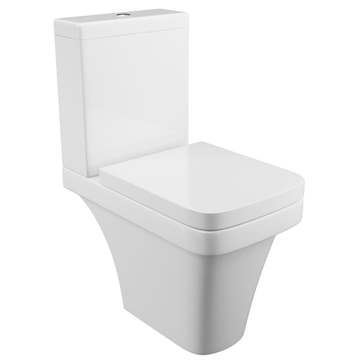 Cassellie Rivelin Close Coupled Toilet