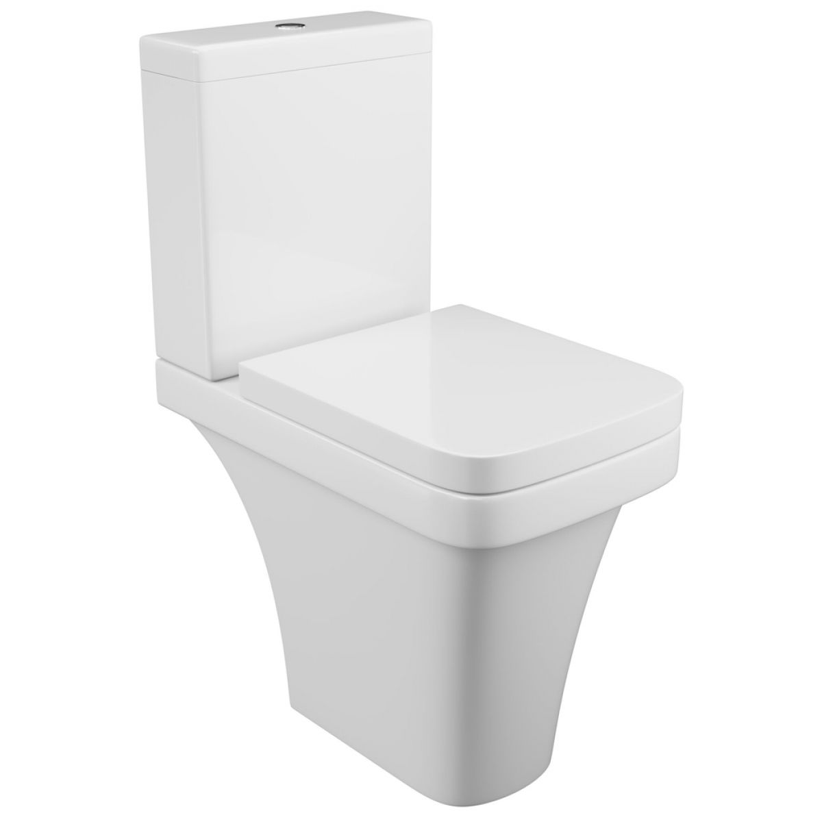 Cassellie Rivelin Comfort Height Close Coupled Toilet