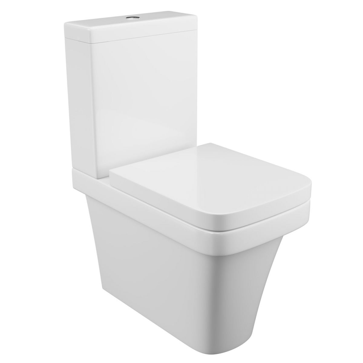Cassellie Rivelin Flush To Wall Toilet