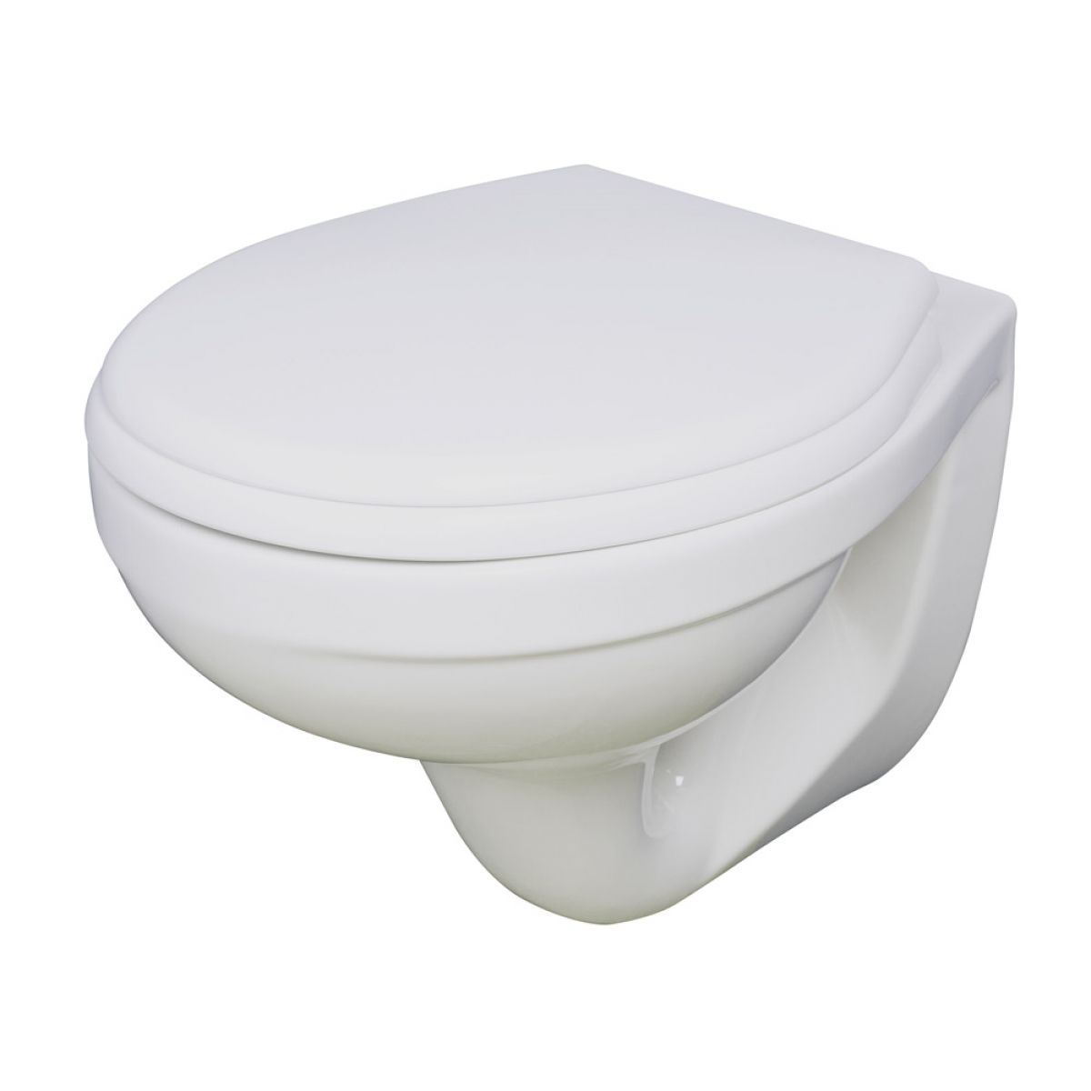 Cassellie Wall Hung Pan with Seat