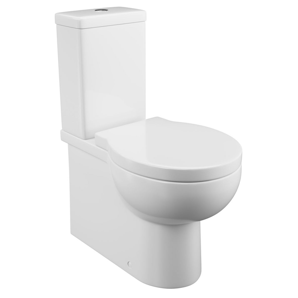 Cassellie Wharfe Flush To Wall Toilet