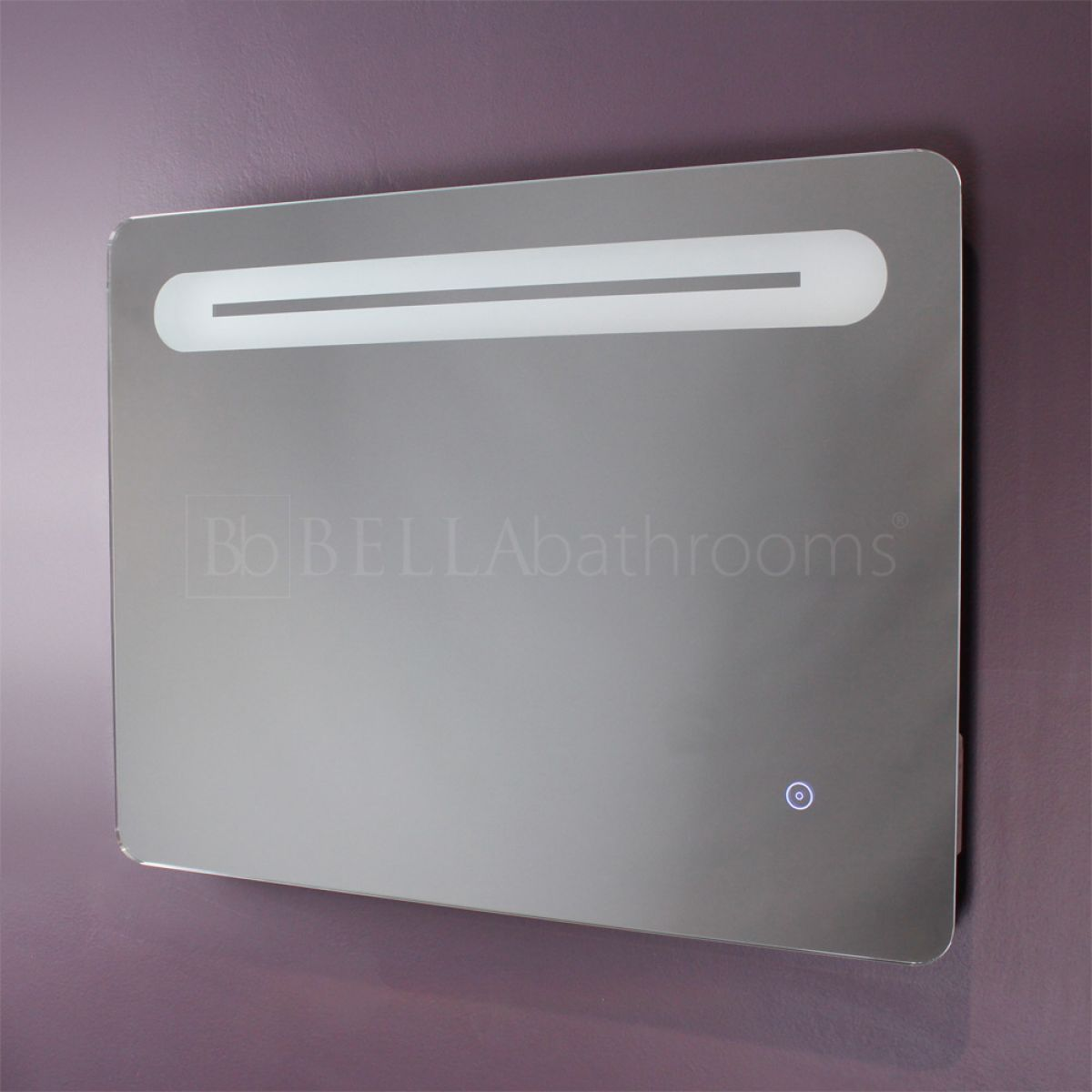 Cassellie Iridium LED Universal Bathroom Mirror