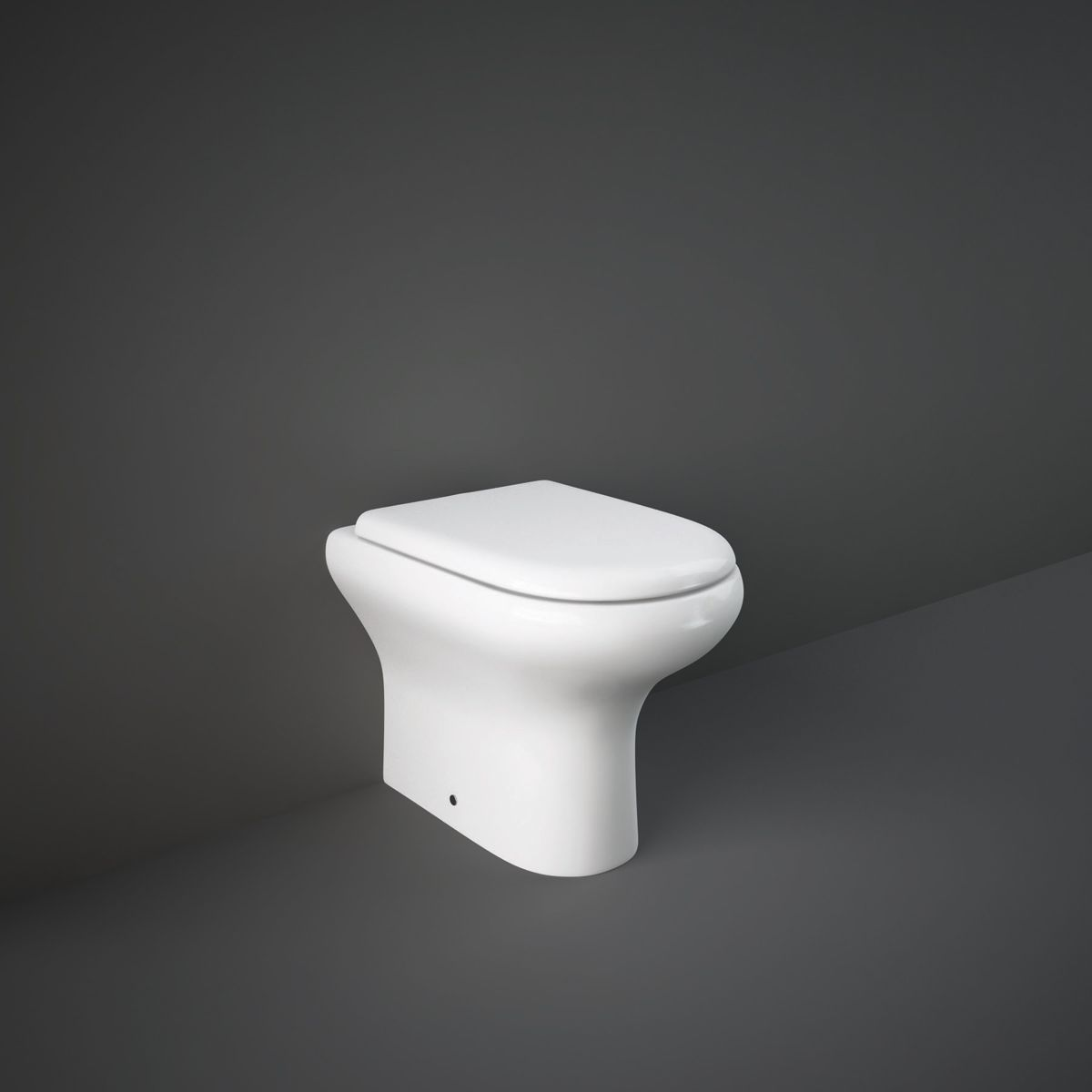 RAK Compact Back To Wall Toilet