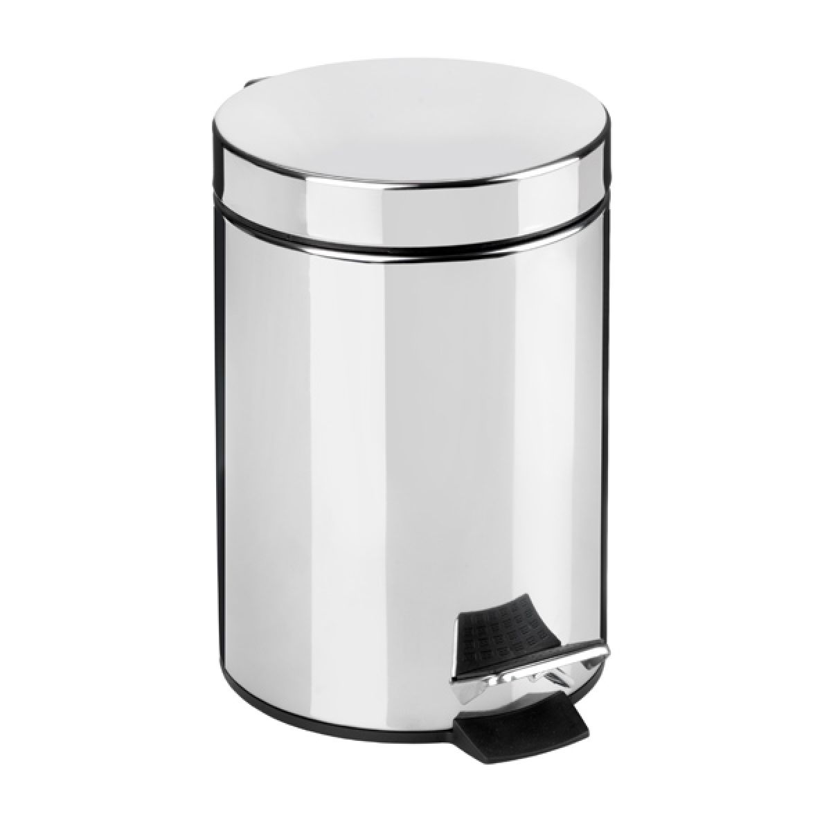 Croydex 3 Litre Soft Close Peddle Bin