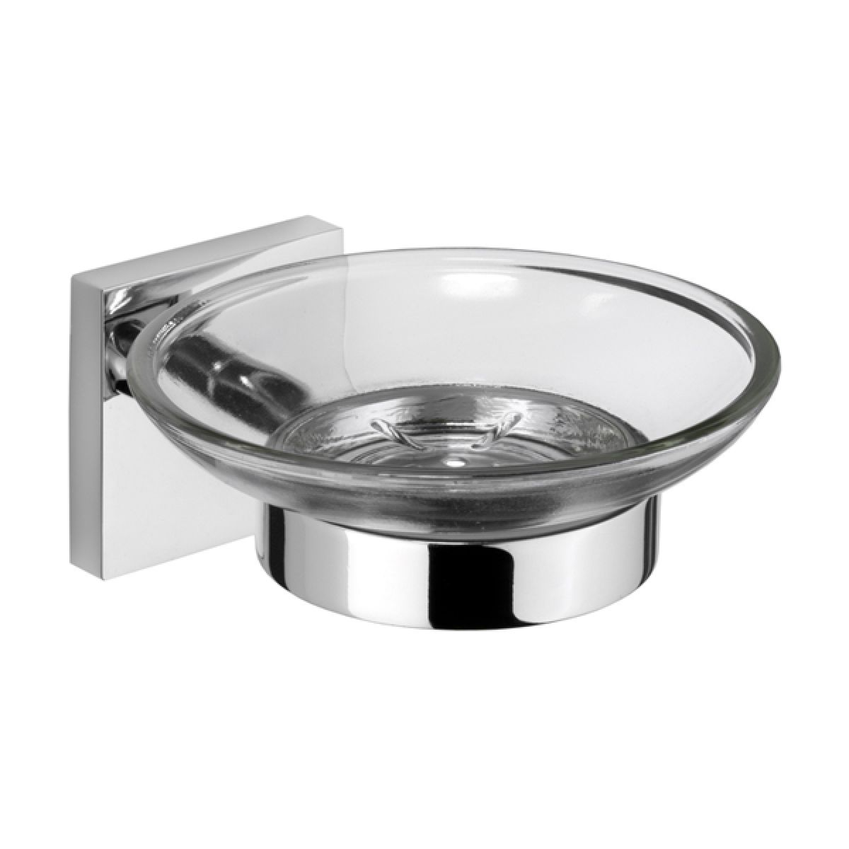 Croydex Chester Soap Dish and Holder