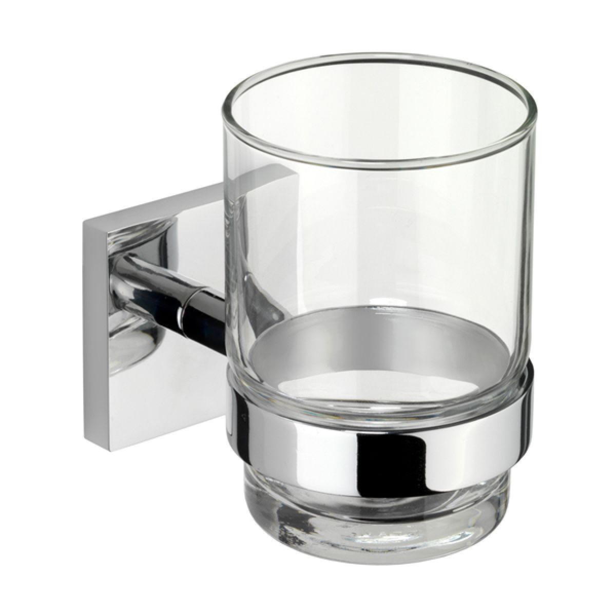 Croydex Chester Tumbler and Holder