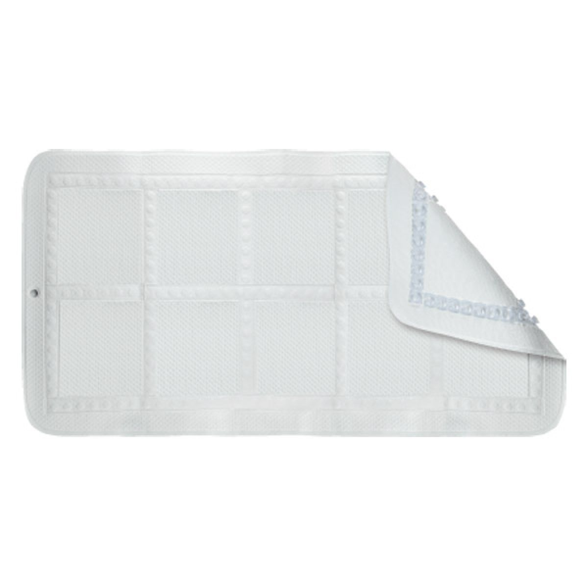 Croydex Hygiene N Clean Croydelle Medium White Bath Mat