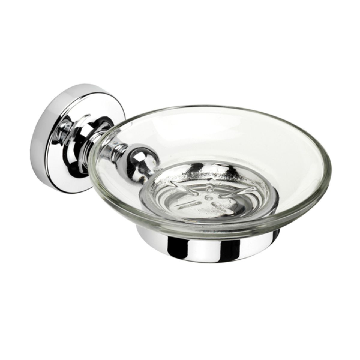 Croydex Worcester Soap Dish and Holder