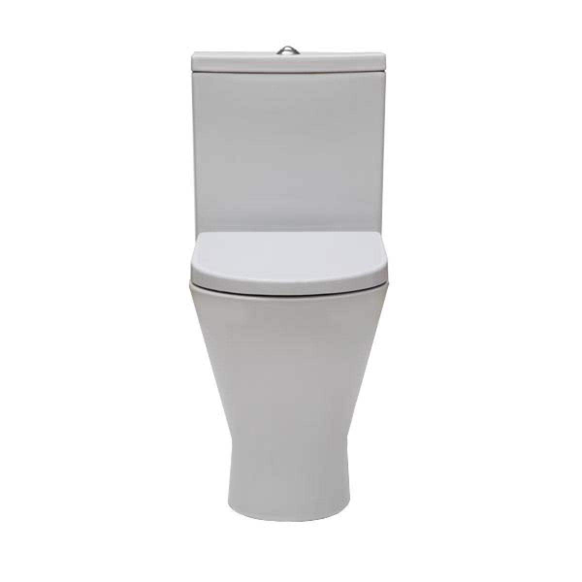 Frontline F60R Close Coupled Toilet with Soft Close Seat