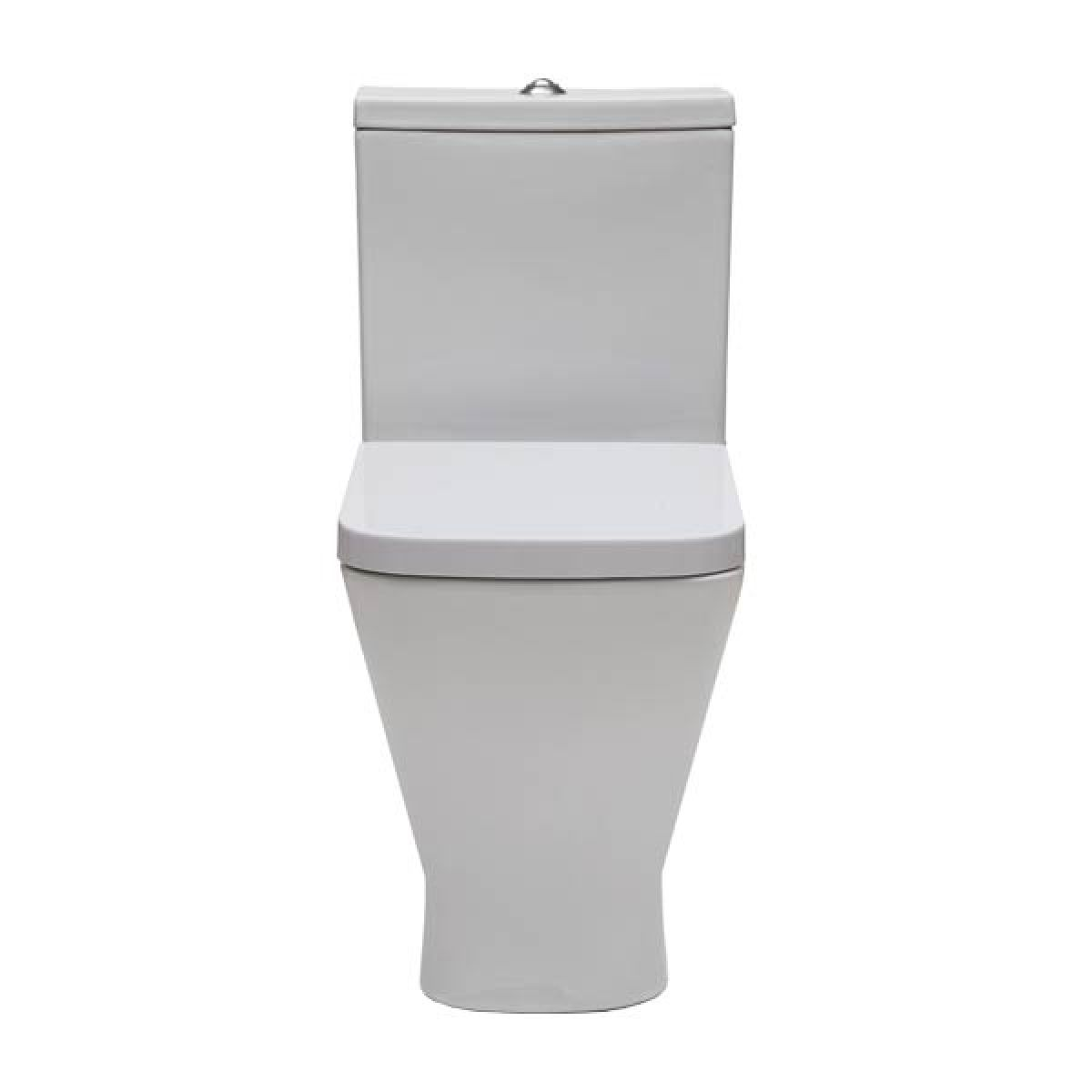 Frontline F60S Close Coupled Toilet with Soft Close Seat