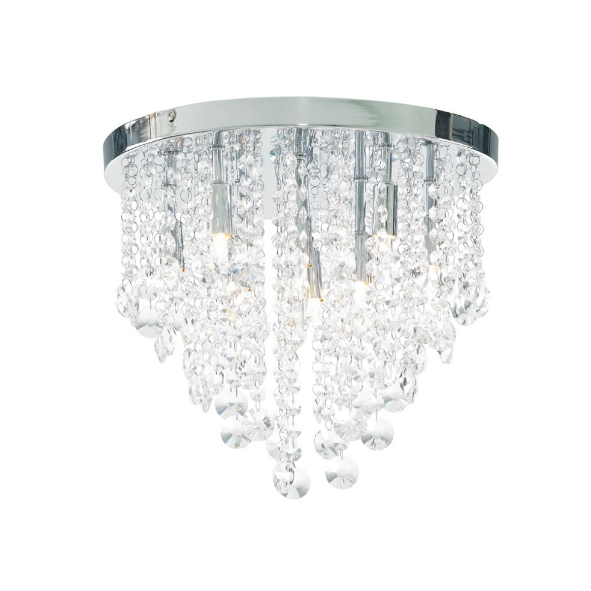 Forum Celeste 4 Light Ceiling Lamp