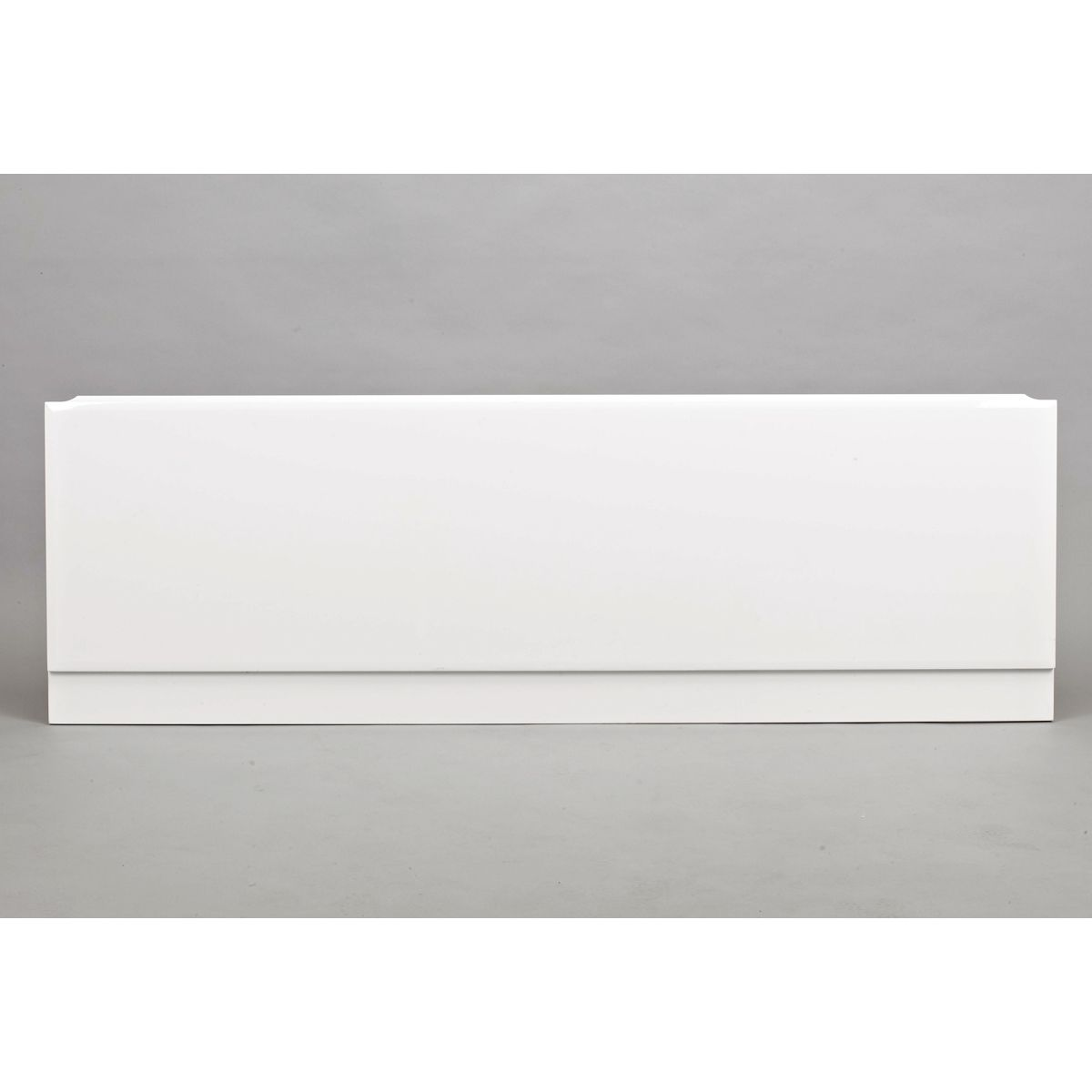RAK Metropolitan Gloss White Front Bath Panel 1800mm