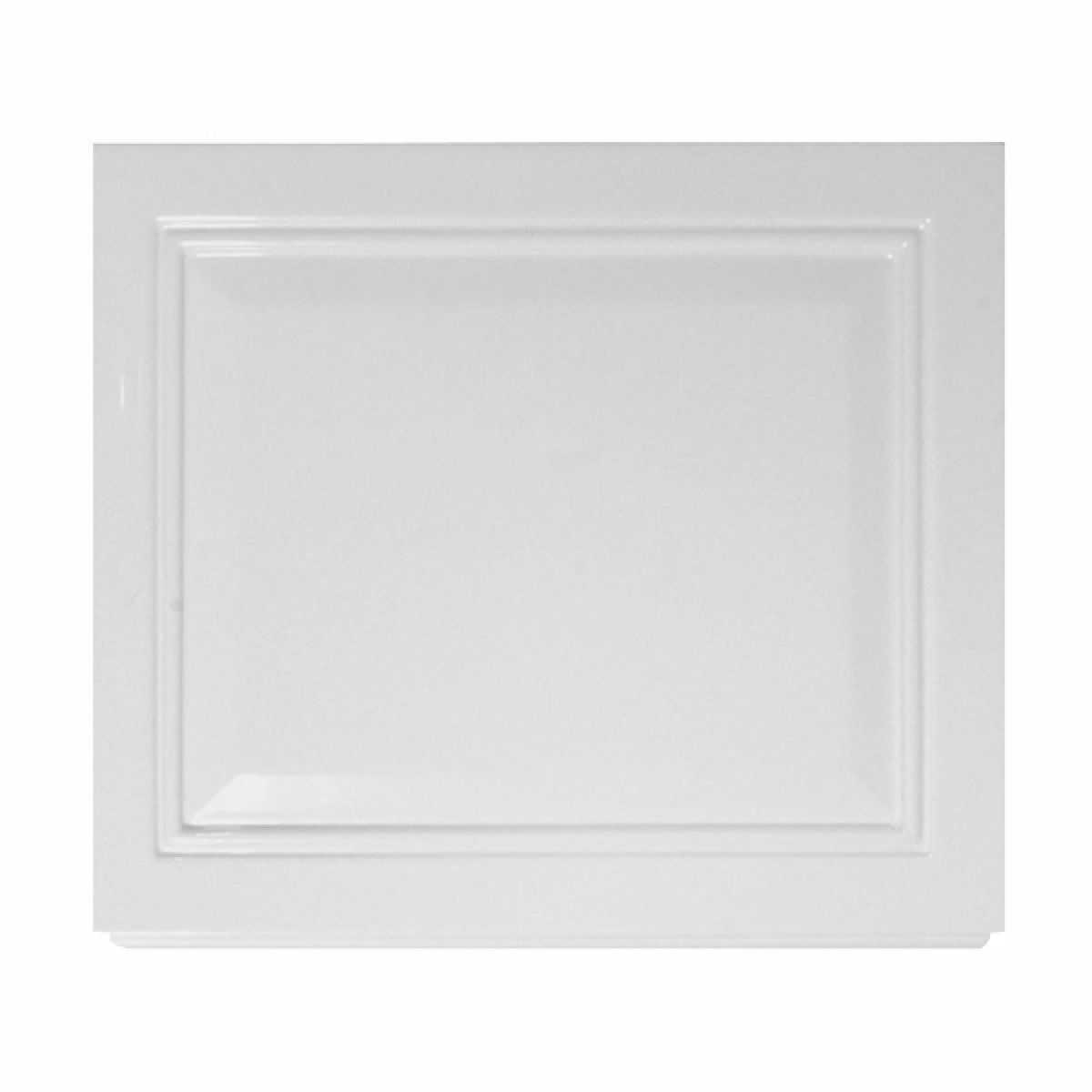 Frontline Tudor White Bath End Panel 750mm