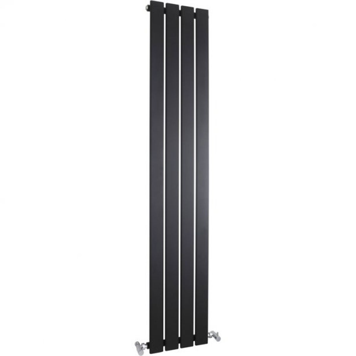 Front Line Zenith Anthracite Vertical Radiator 1800mm x 300mm