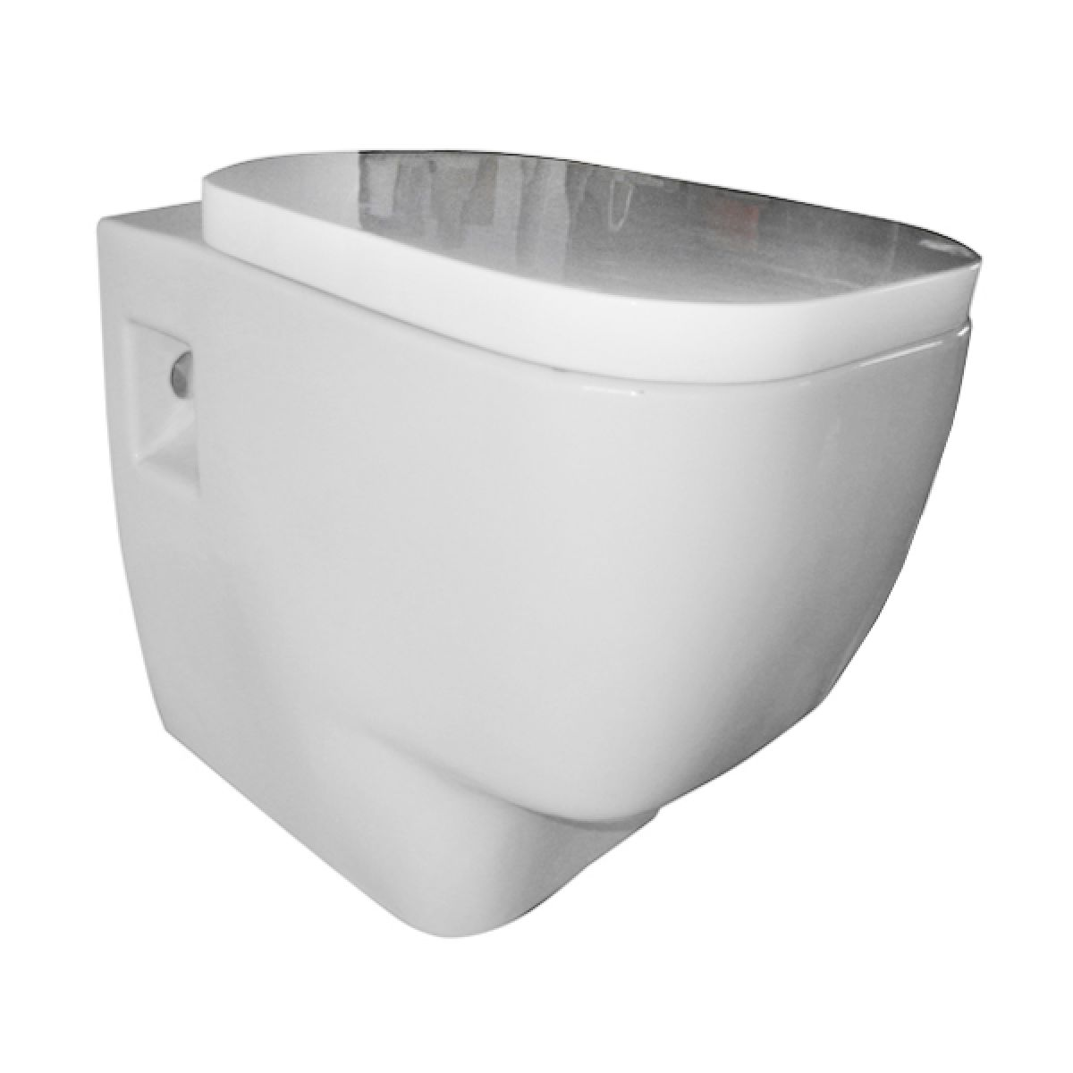 Frontline Cubix Wall Hung Toilet with Soft Close Seat
