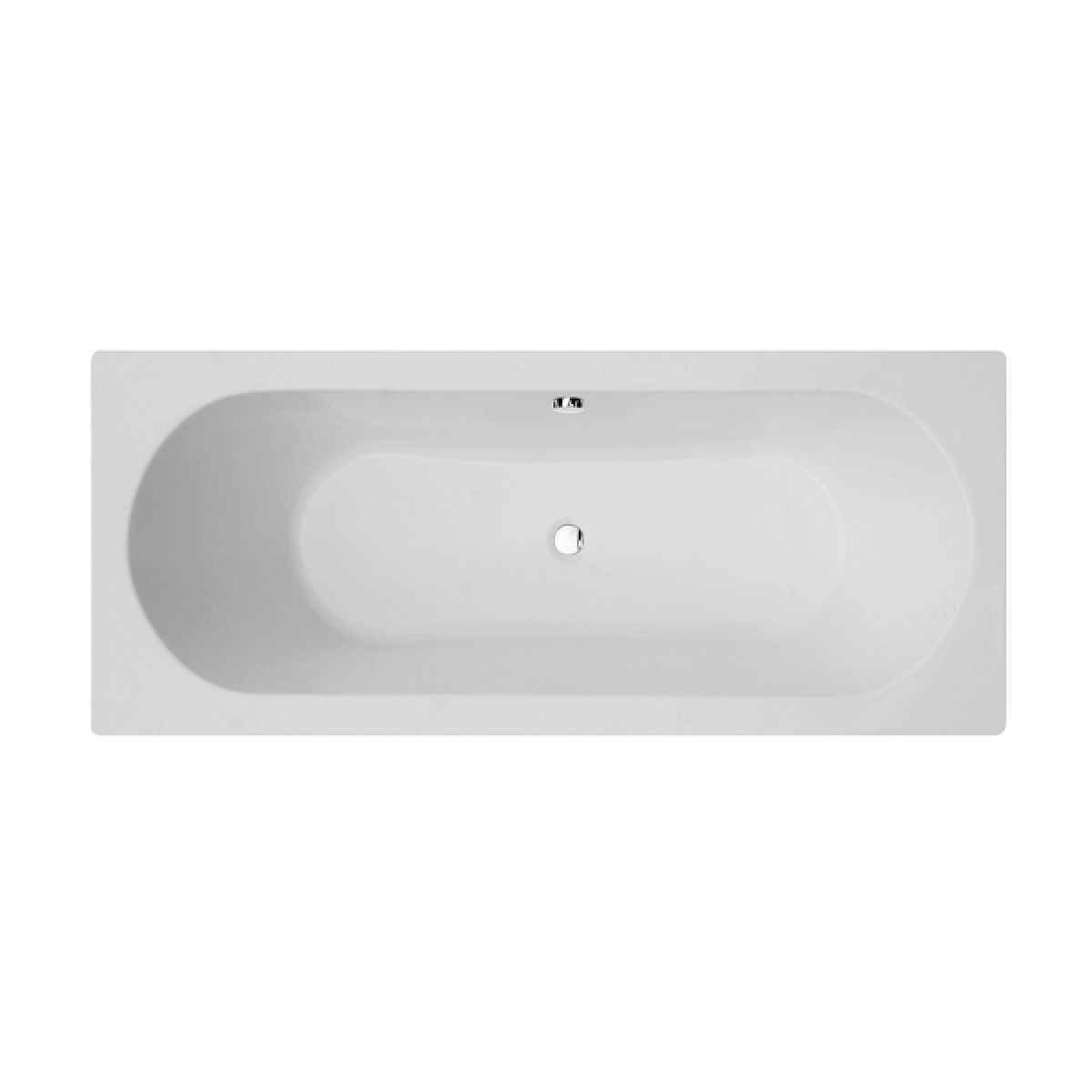 Frontline Duo Luxury Double Ended Bath