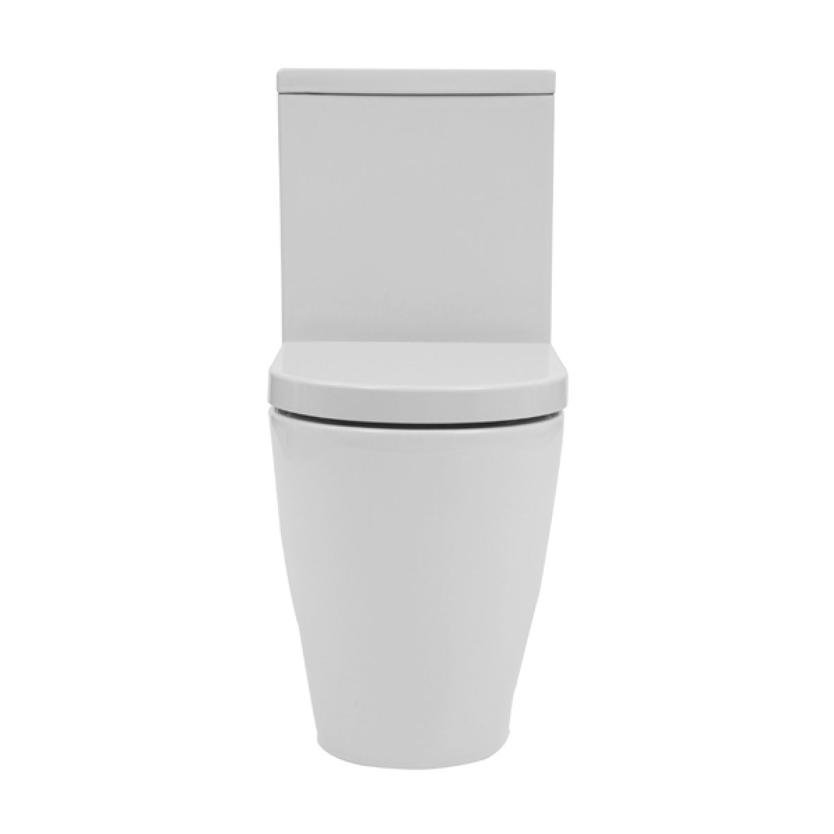 Frontline Emme Close Coupled Toilet with Soft Close Seat