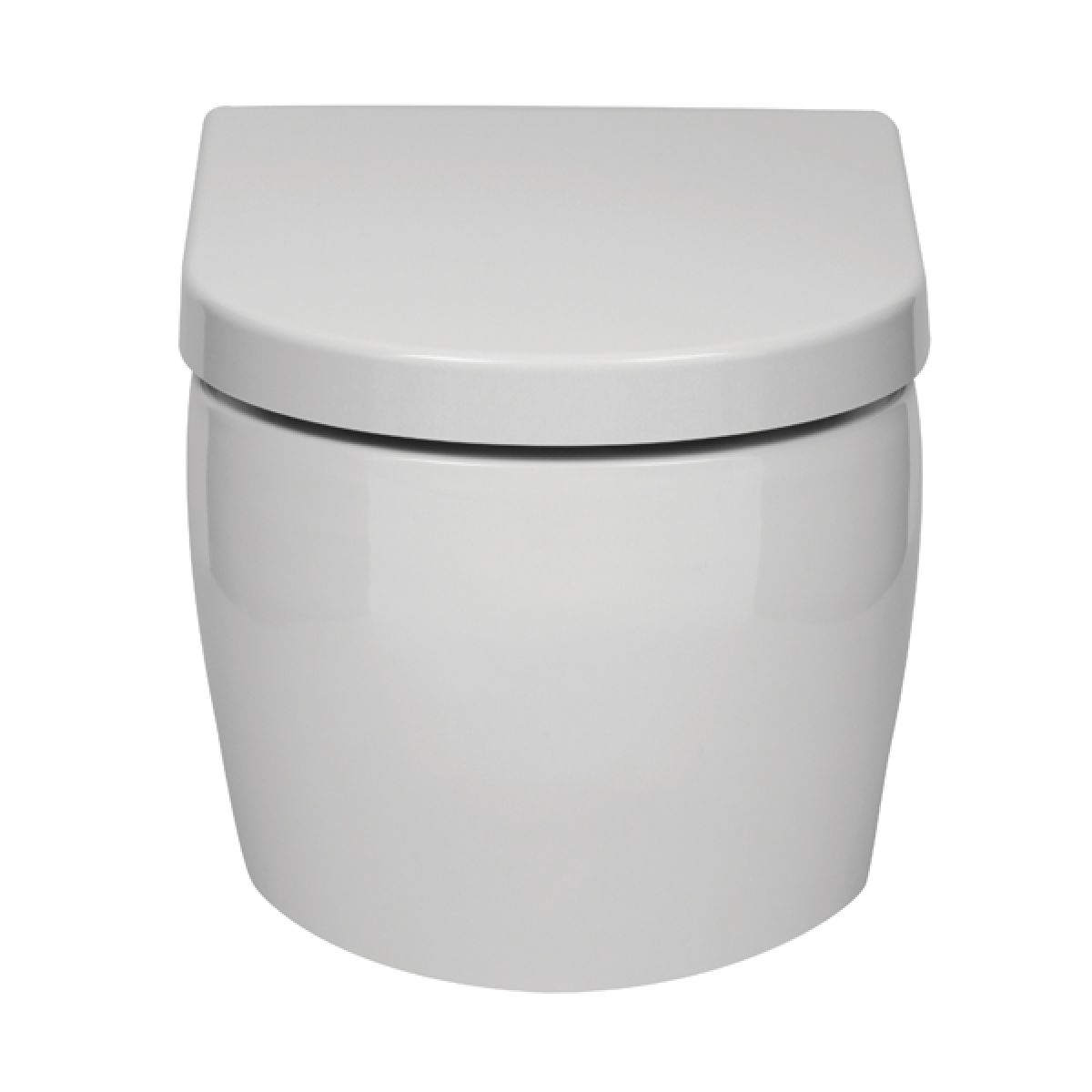 Frontline Emme Wall Hung Toilet with Soft Close Seat