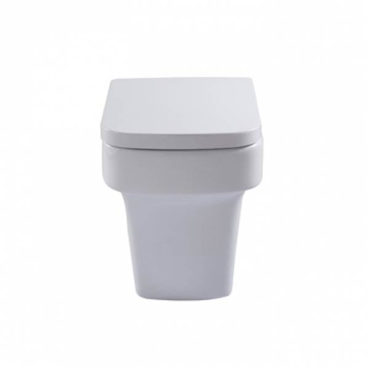 Frontline Medici Back To Wall Toilet with Soft Close Seat