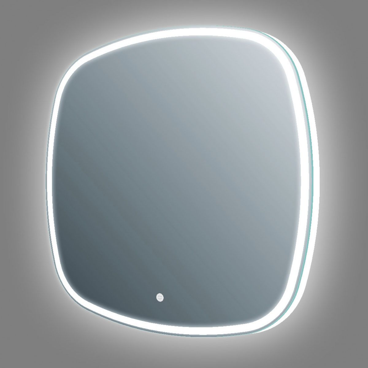 Frontline Opel Rounded LED Mirror
