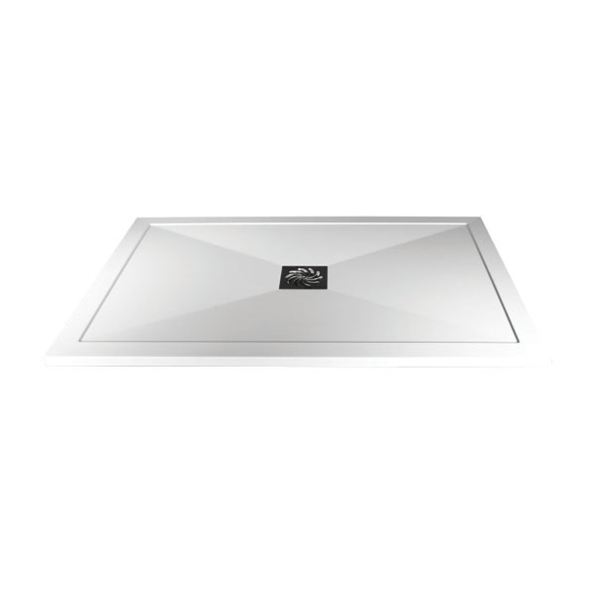 Frontline Slimline Rectangular Shower Tray 1600 x 800mm