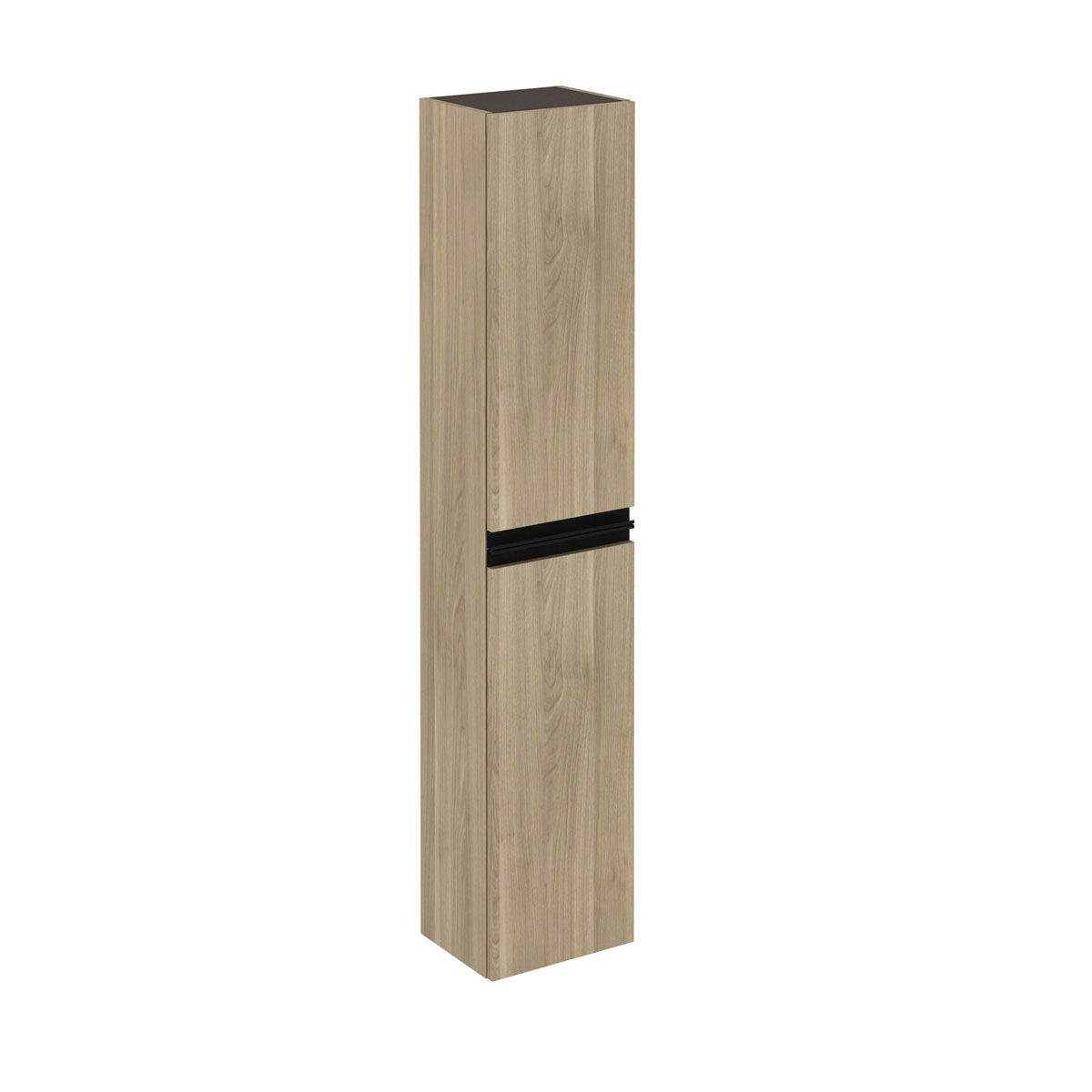 Frontline Structure Oak Wall Mounted Tall Unit 300mm