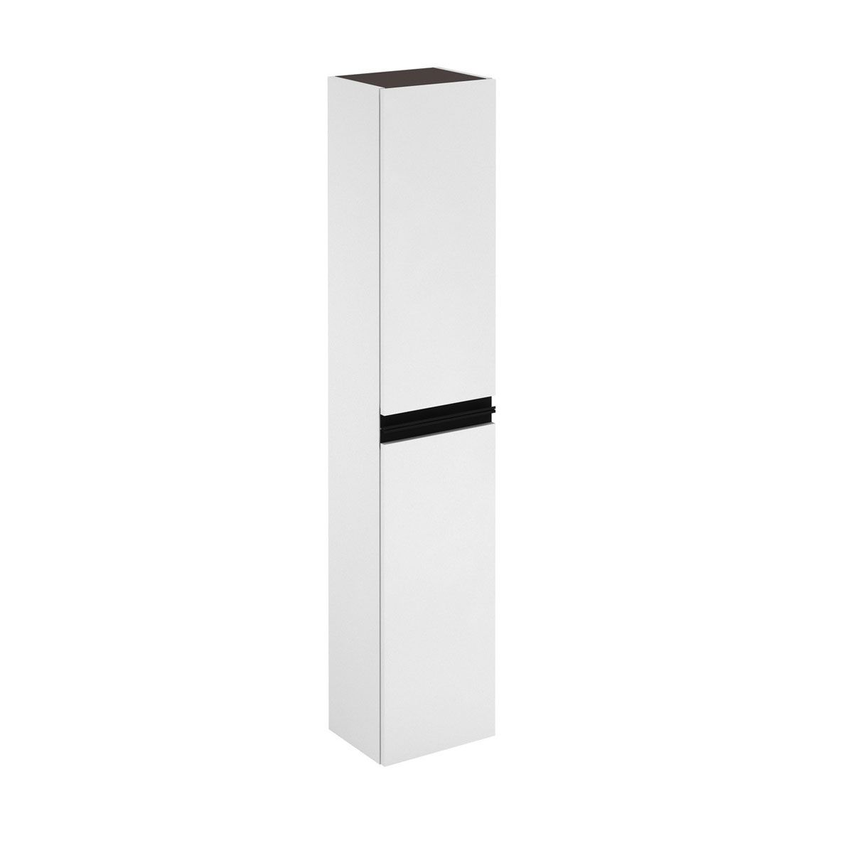Frontline Structure Matt White Wall Mounted Tall Unit 300mm