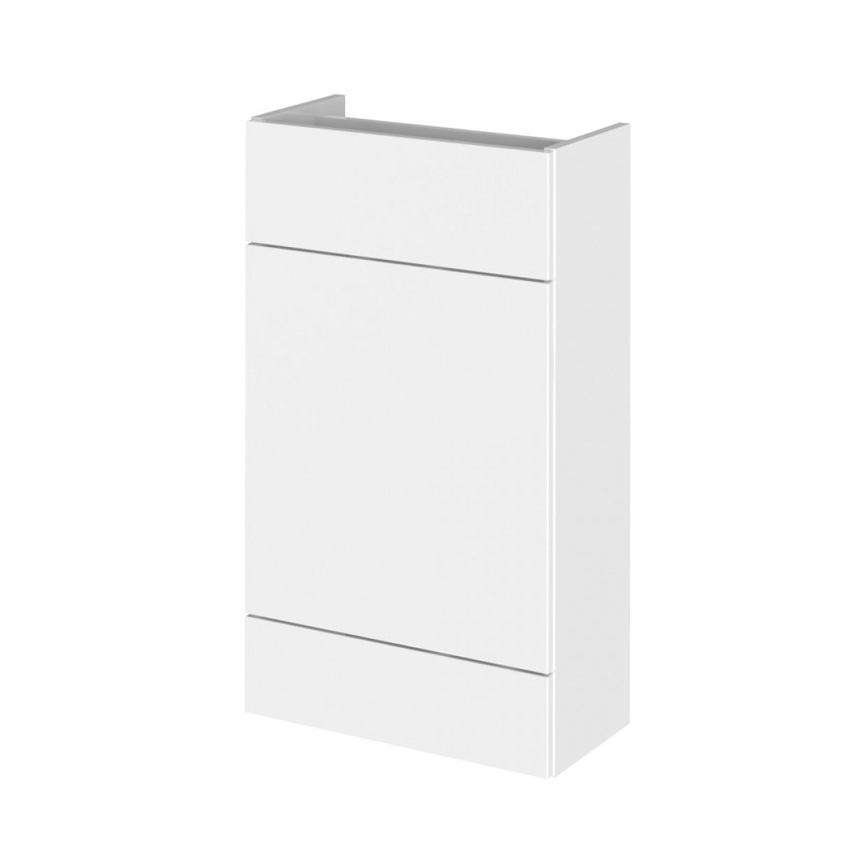 Hudson Reed Fusion Gloss White Slimline Combination Furniture Pack 1100mm