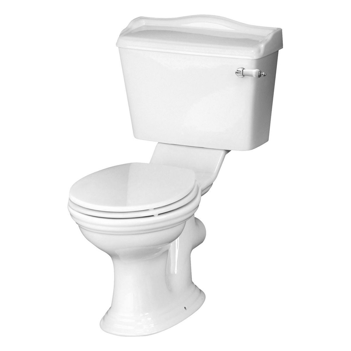 Hudson Reed Chancery Close Coupled Toilet