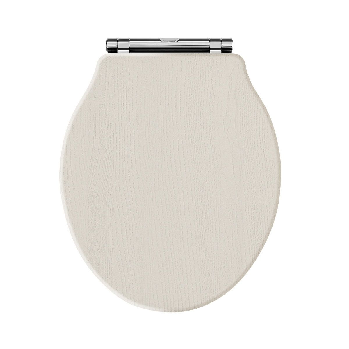 Hudson Reed Chancery Timeless Sand Soft Close Toilet Seat