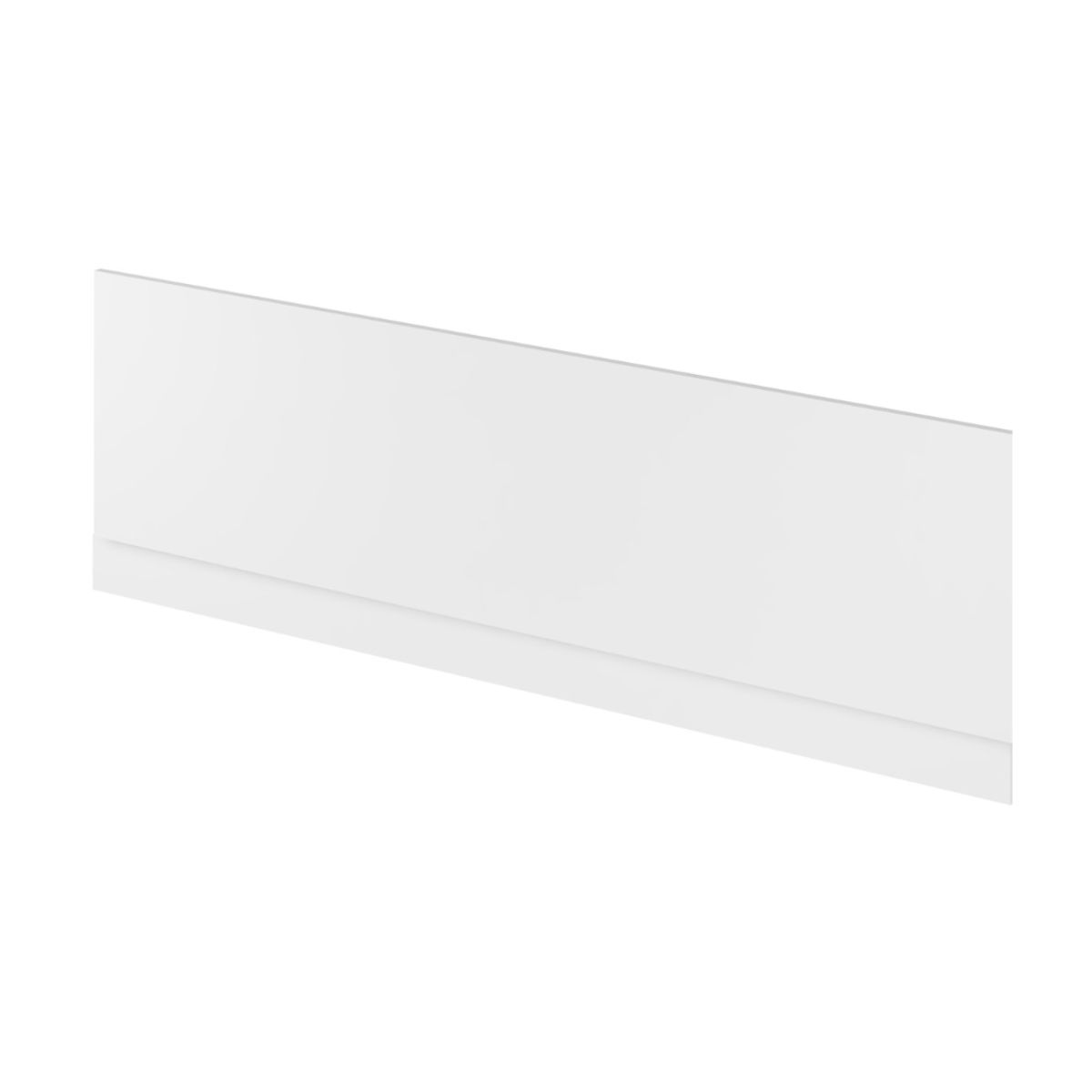 Hudson Reed Fusion Gloss White Front Bath Panel 1700mm