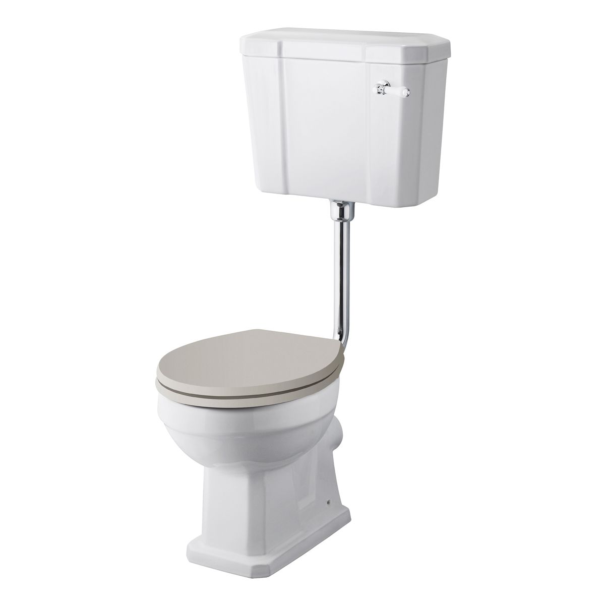 Hudson Reed Richmond Low Level Toilet