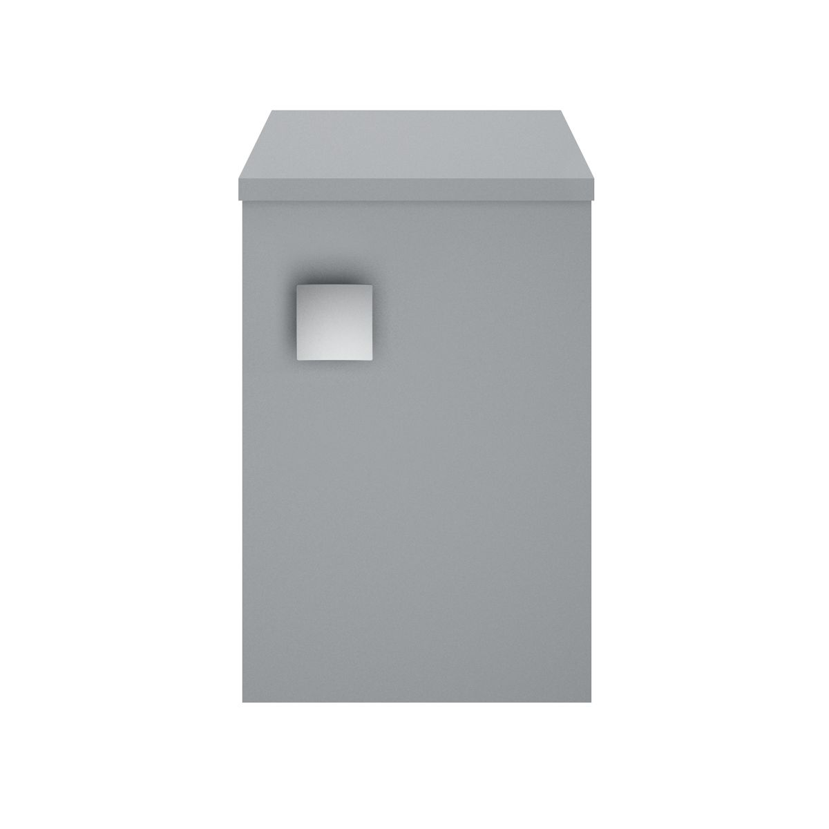 Hudson Reed Sarenna Dove Grey Wall Mounted Side Cabinet 300mm