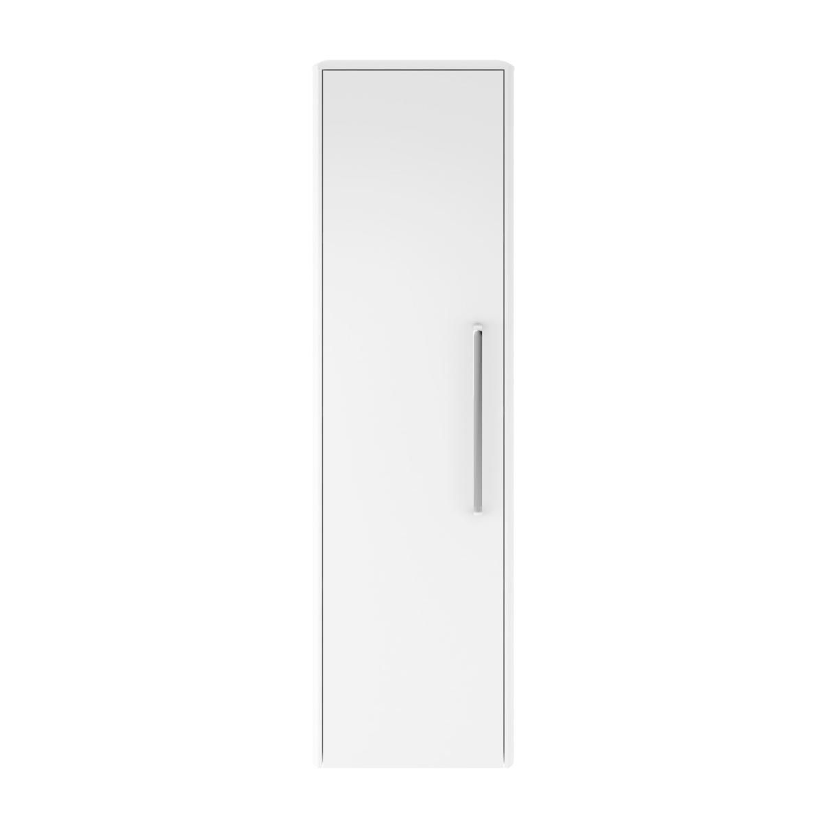 Hudson Reed Solar Pure White Tall Unit 350mm
