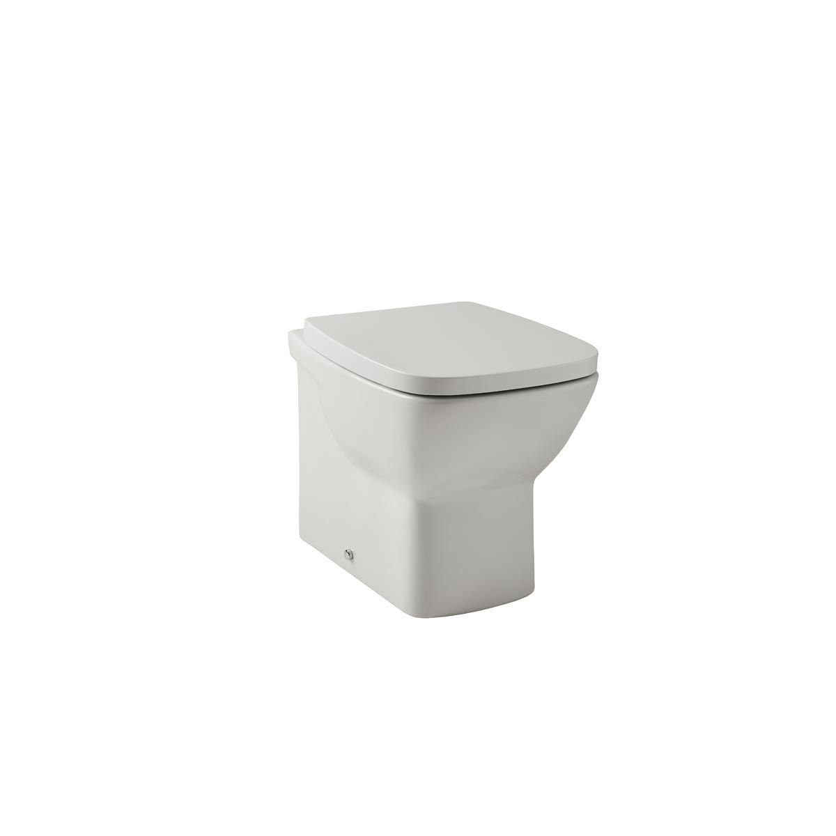 Kartell K-VIT Evoque Back To Wall Toilet with Soft Close Seat