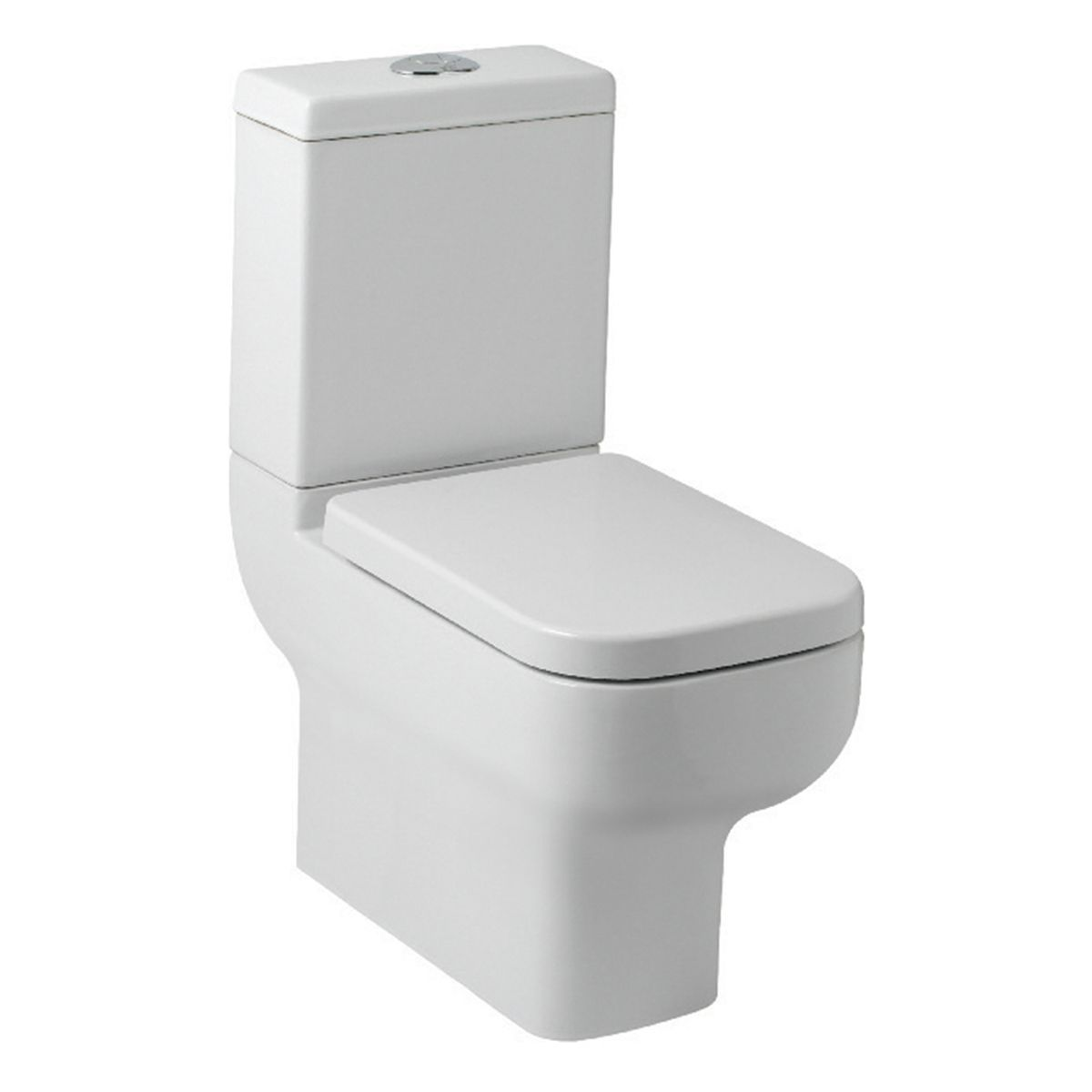 Kartell K-VIT Options 600 Toilet with Soft Close Seat
