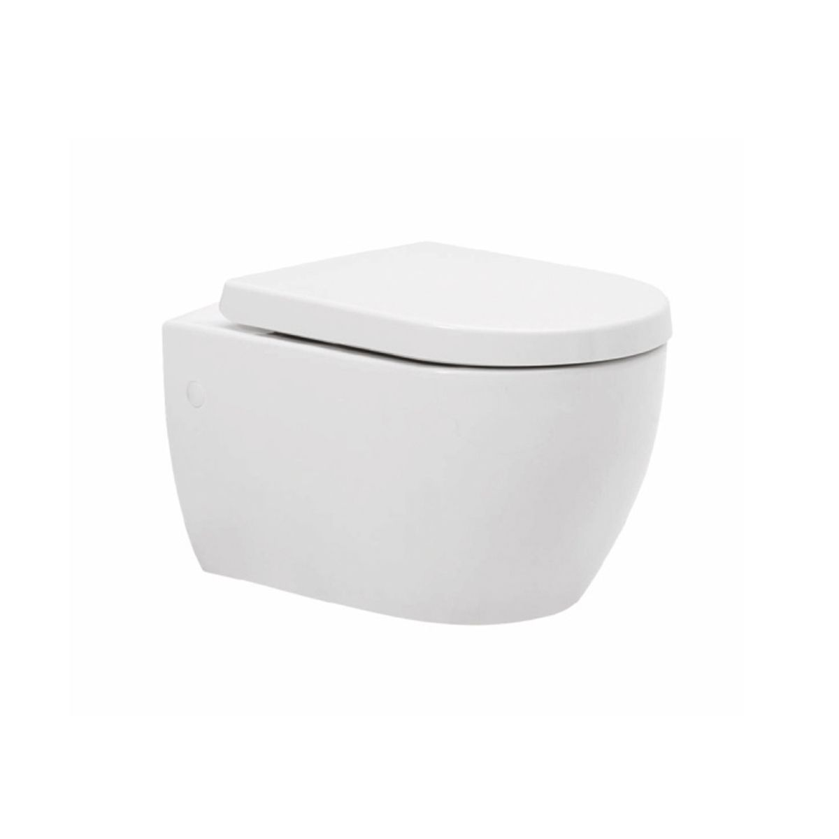 Kartell K-VIT Wall Hung Toilet with Soft Close Seat