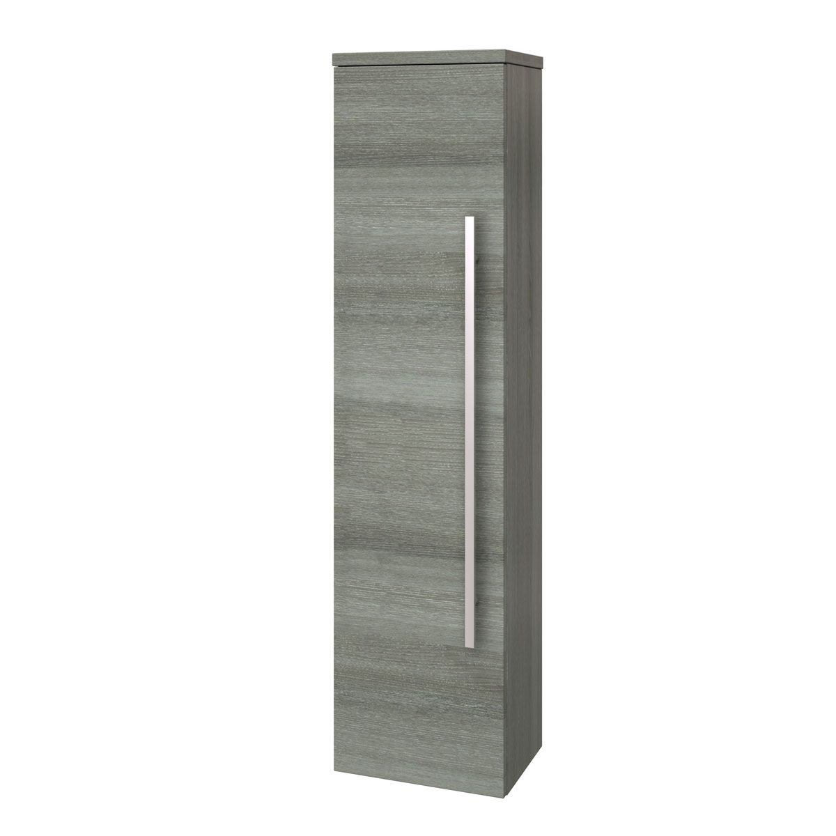 Kartell Purity Grey Ash Wall Mounted Tall Unit